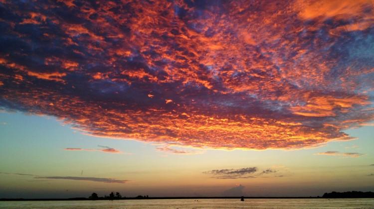 Slide – Sunset 1