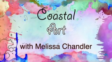show coastal art